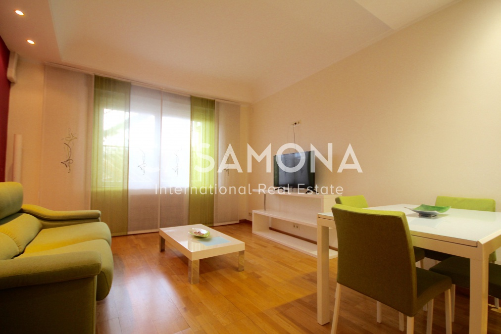 Cute and bright 1-Bedroom Apartment on Plaza Urquinaona