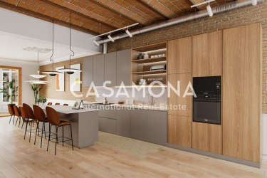 Immaculate Apartment Fully Refurbished in Eixample For Sale