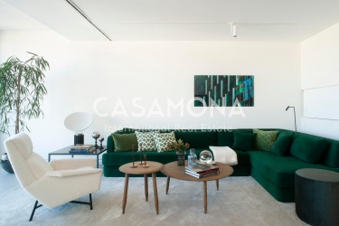 Magnificent 4 Bedroom Apartment with Swimming Pool in Sant Gervasi