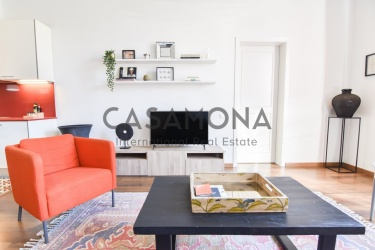 2 Bedroom Apartment with view over Port Vell in Barceloneta