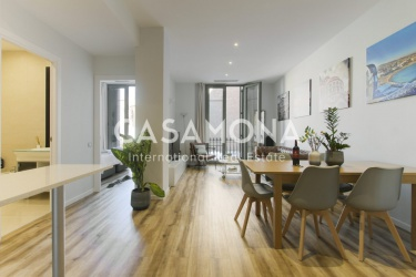 Elegant 2 Bedroom Flat Next to Arc de Triomf with Touristic Licence
