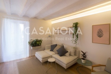 Excellent Investment opportunity- Totally New 1 Bedroom Apartment in Ciutat Vella