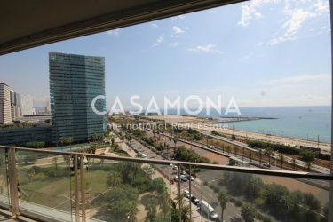 Modern Apartment for Sale with Amazing Sea Views in Diagonal Mar