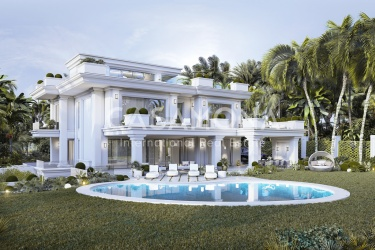 Magnificent Opportunity in Marbella- Villa in Lomas
