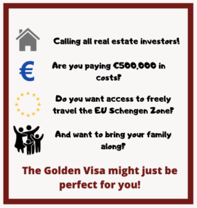 why a golden visa is for you
