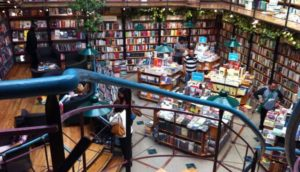 Complices bookstore